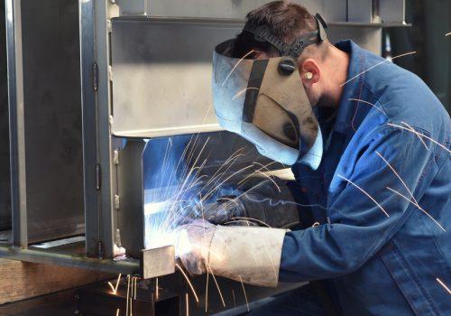 Stahl-, Maschinen- und Anlagenbau